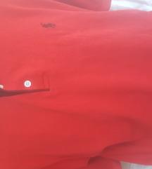 Crvena Polo majica, rasprodaja