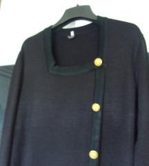 koncana crna haljina