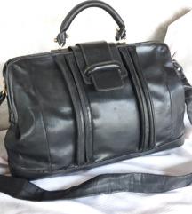 velika kozna torba