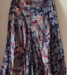 RezMonsoon nova pamučna suknja