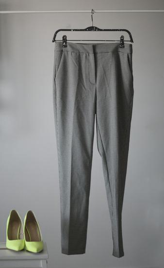 Dogtooth cigaret pantalone, vel. 36