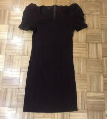 Borda haljina-puf rukavi