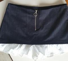 Zara skort suknja šorc