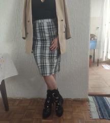 suknja karirana