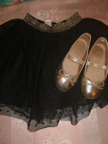 Baletanke plus suknja
