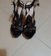 Sandale na visoku štiklu!