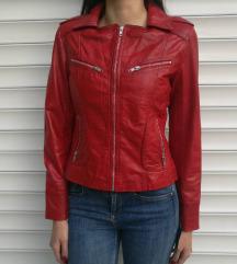 Ženska jakna od prave kože - Nova