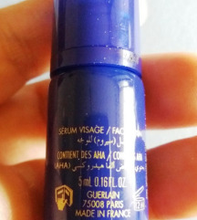 Guerlain super aqua serum - 5ml