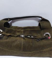 MANUAL torba prirodna 100%koža 45x 21x11