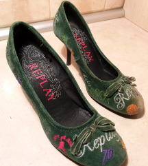 Replay kozne cipele na stiklu br.39 ORIGINAL