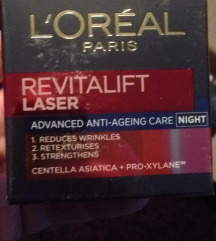 "Krema za lice ""LOREAL"" Revitalift laser night"