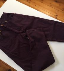Pantalone ultra dubok struk