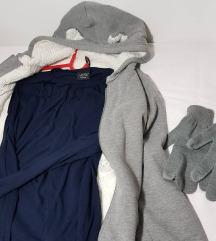 NY jakna, Legend bluza + rukavice
