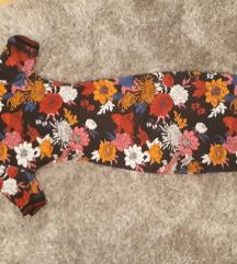 Zara haljina cvetna