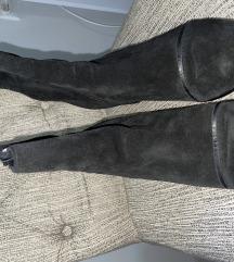 Velur cizme