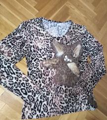 Tigrasta bluza(majca) akcija