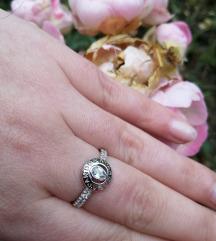 Prsten 925 17 mm