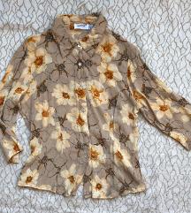 Košulja sa cvetnim dezenom