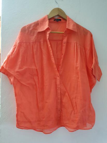 Narandžasta kosuljica