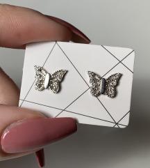 Mindjuse leptir sa cirkonima