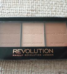 Revolution Pro Bronzer, Rumenilo