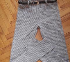 Zara skinny, high waistedpantalone XS