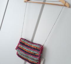 🖤 Pletena torbica NOVO! 🖤