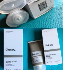 The Ordinary Salicylic Acid 2% Masque 50ml  NOVO