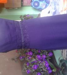 Esprit ljubicasta haljina, totalna rasprodajaaa