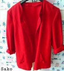 Crven sako