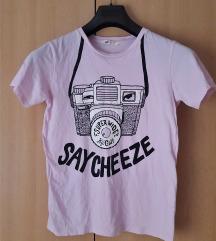 H&M print majica