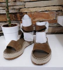 Rezzz ZARA kožne sandale