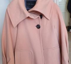 Zara puder roze kaputic