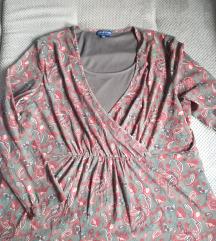 dvoslojna bluza