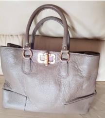 Kožna italijanska torba, prava koža