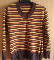 Džemper na pruge