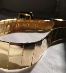 Kaiš metalni zlatne boje NOV Rasprodaja!