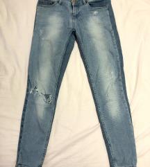 Zara low rise skinny fit