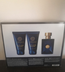 Versace Dylan Blue edt 50ml+SG 50ml+AS 50ml