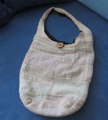 platnena torba, manja