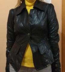 Kožna jakna Fornarina M