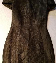 Antonio Berardi - vrhunska dizajnerska haljina S
