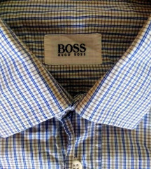 Hugo Boss muska kosulja 41 L XL dug rukav ORIGINAL