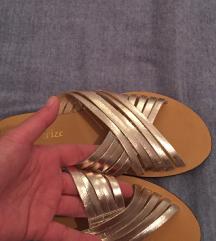 Kožne sandale Accessorize