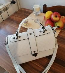 Prelepa bela torba