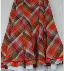 Maxi suknja, odlična
