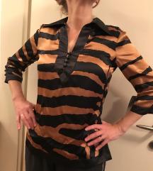 Zara svilena bluza Novo snizenooo