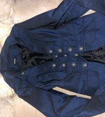 Elegantna teget jakna za dame