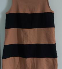 Zara besprekorna tunika haljina SNIZENO 1200