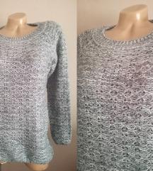 **JANINA** sivi džemper ** M/L **